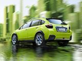 Subaru XV Concept 2011 images