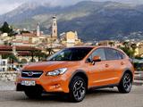 Subaru XV 2011 photos
