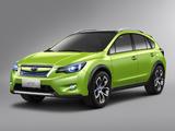 Subaru XV Concept 2011 pictures