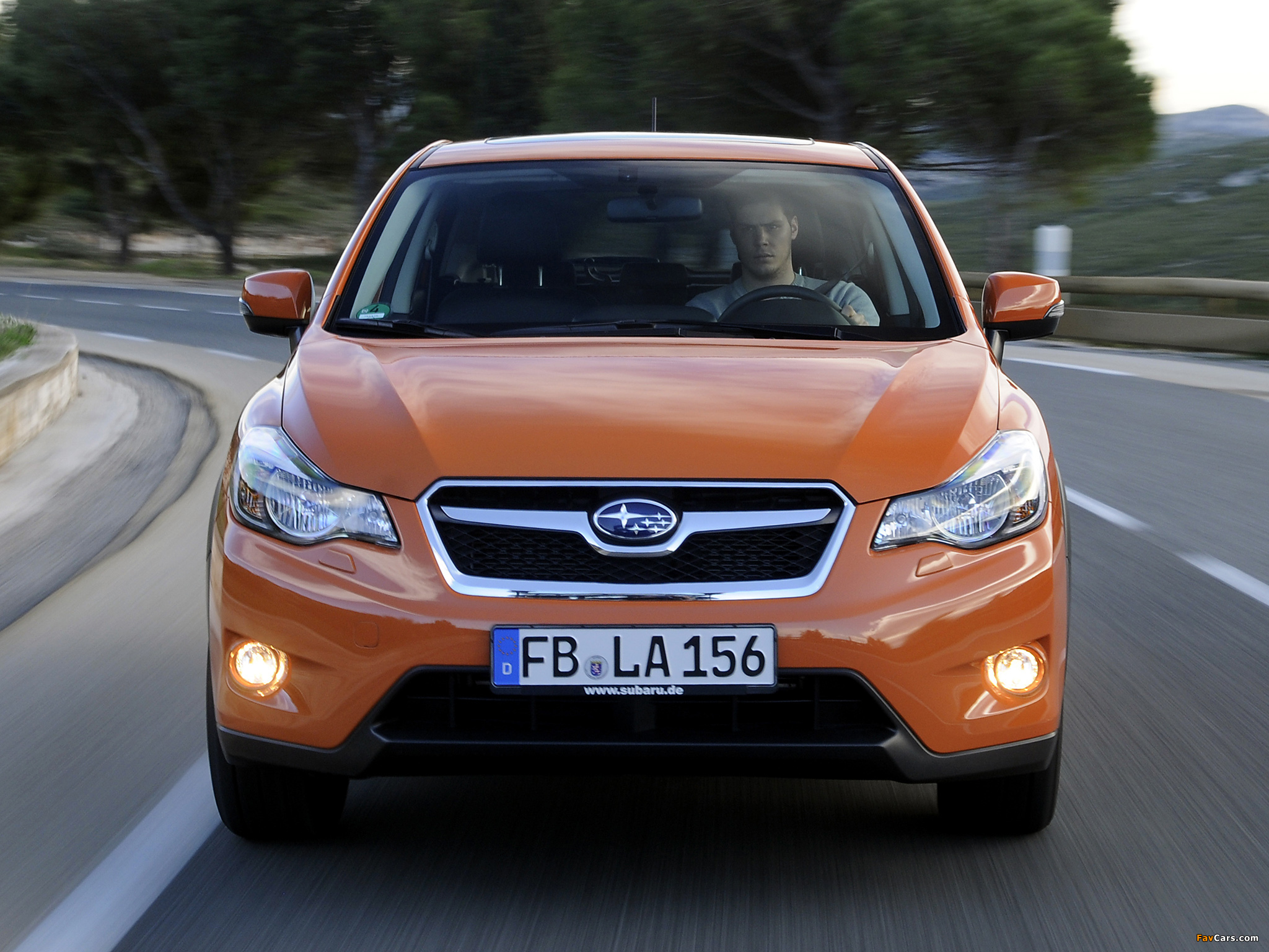 Subaru XV 2011 pictures (2048 x 1536)
