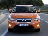 Subaru XV 2011 pictures