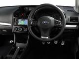 Subaru XV AU-spec 2012 images