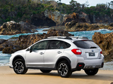 Subaru XV AU-spec 2012 photos