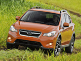 Subaru XV Crosstrek 2012 photos
