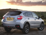 Subaru XV UK-spec 2012 photos