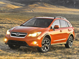 Subaru XV Crosstrek 2012 photos