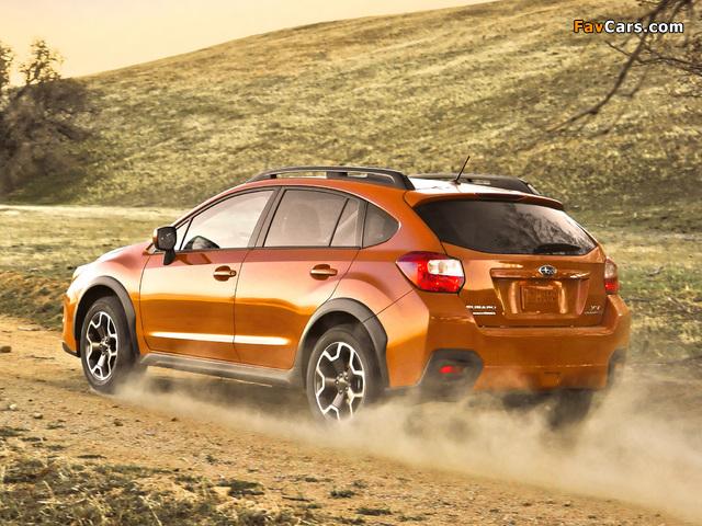 Subaru XV Crosstrek 2012 pictures (640 x 480)