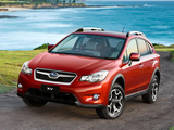 Subaru XV AU-spec 2012 wallpapers