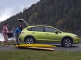 Subaru XV Crosstrek Hybrid 2013 images