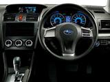 Subaru XV Hybrid JP-spec 2013 pictures