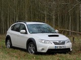 Subaru Impreza XV 2.0D 2010–11 wallpapers