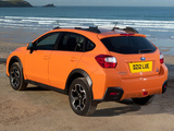 Subaru XV UK-spec 2012 wallpapers