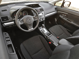Subaru XV Crosstrek 2012 wallpapers