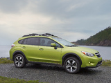 Subaru XV Crosstrek Hybrid 2013 wallpapers