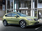 Subaru XV Hybrid JP-spec 2013 wallpapers