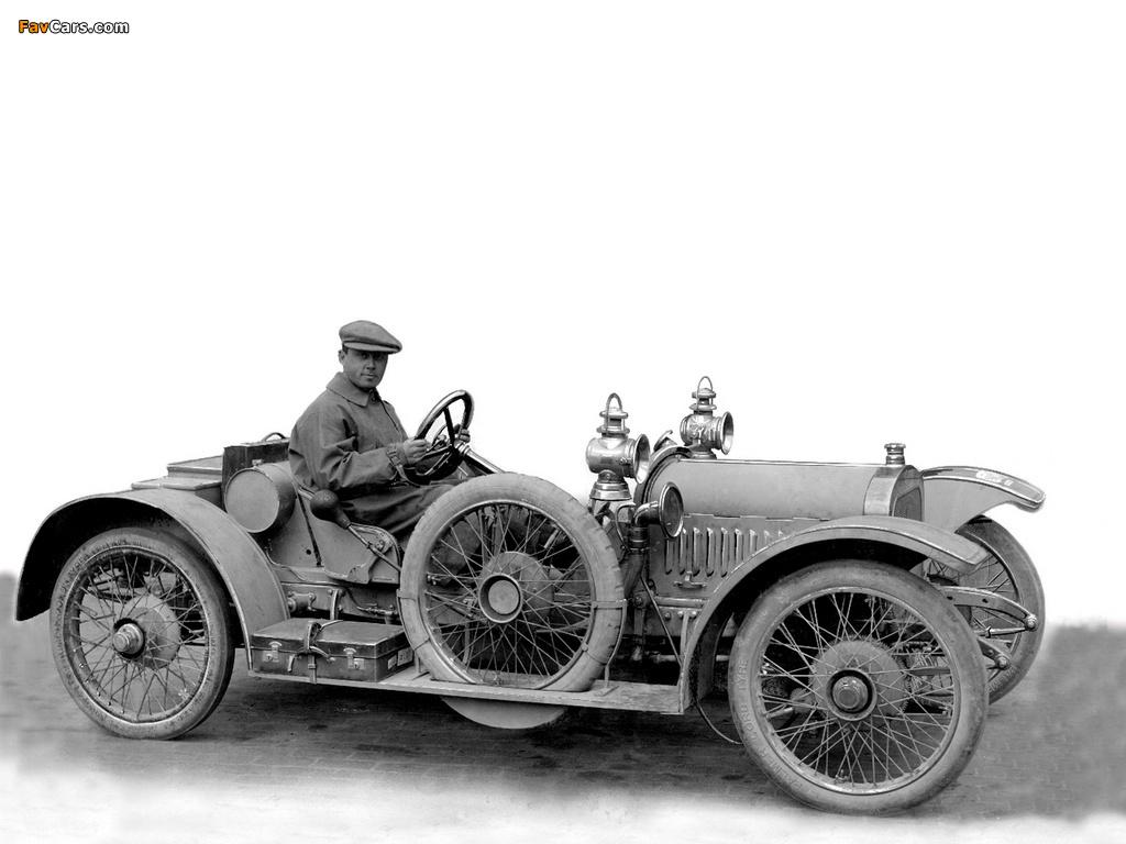 Sunbeam 12/16 HP Race Car 1910 photos (1024 x 768)