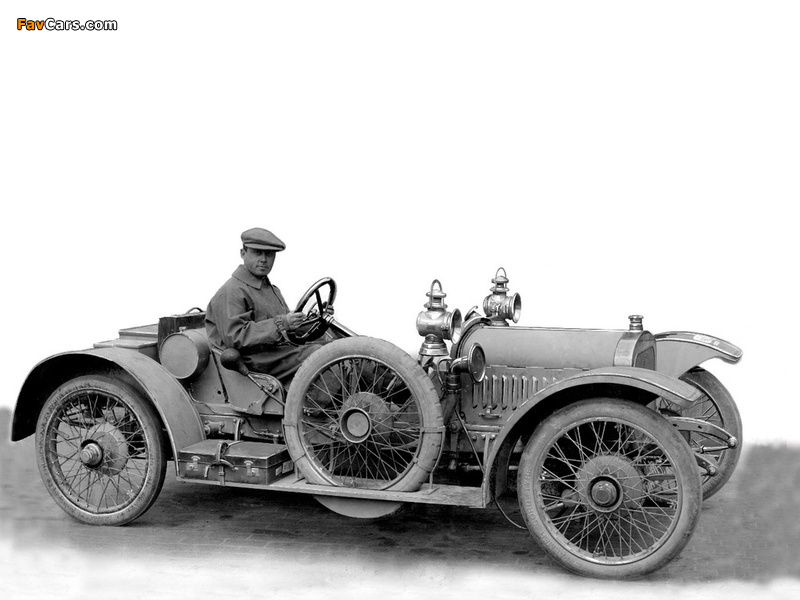 Sunbeam 12/16 HP Race Car 1910 photos (800 x 600)