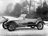 Sunbeam 12/16 HP Open Tourer 1910–14 pictures