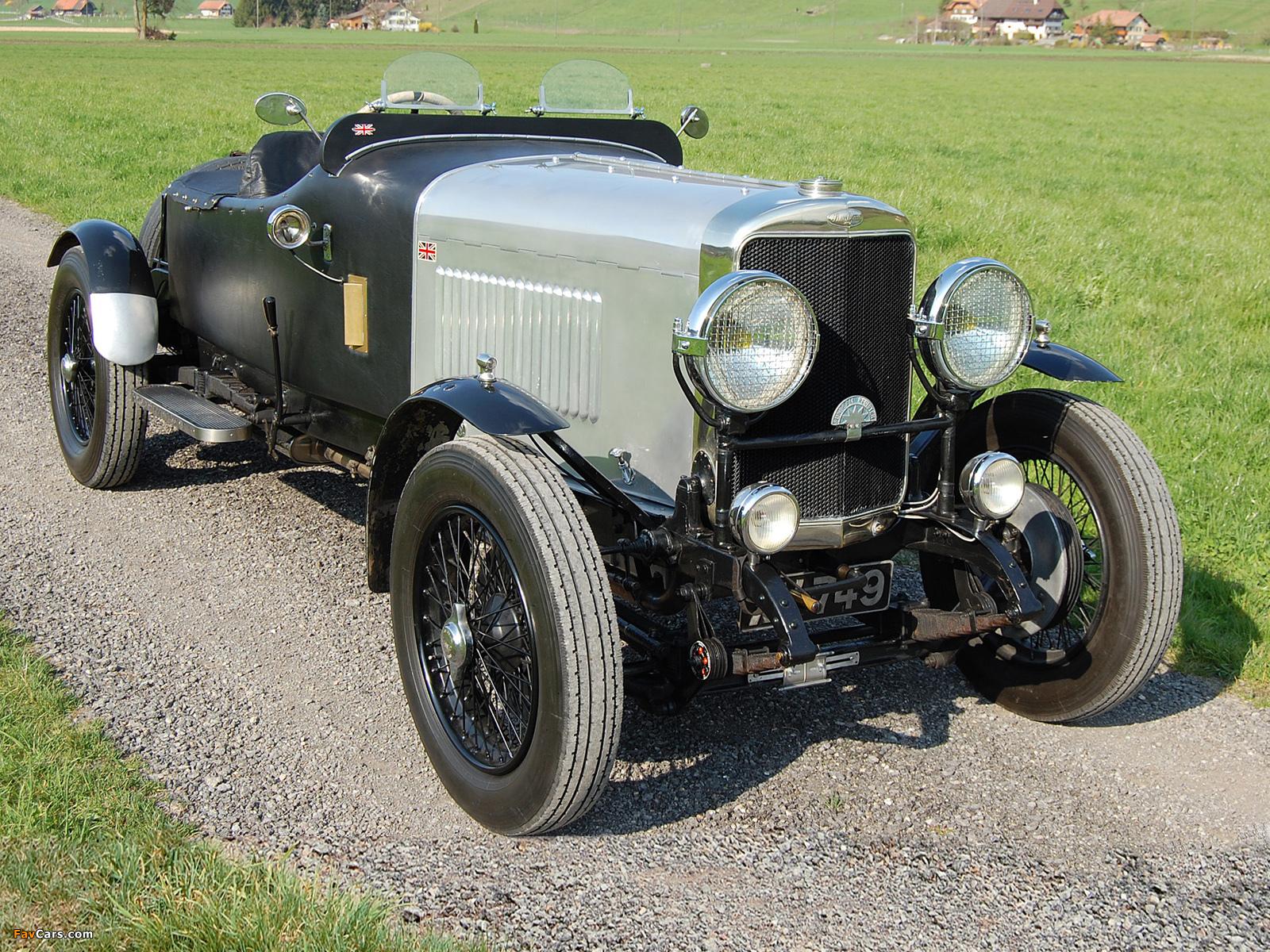 Sunbeam 25 HP Sport Tourer 1928– wallpapers (1600 x 1200)