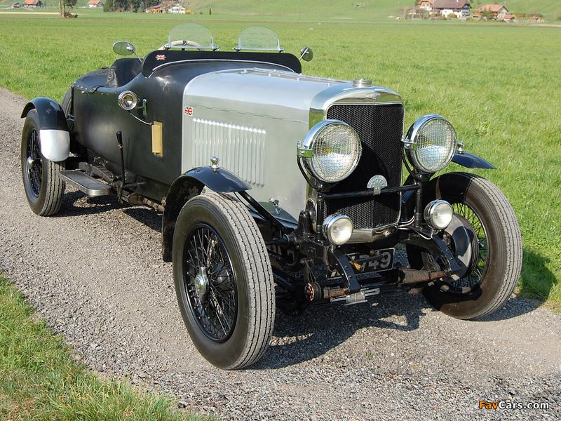 Sunbeam 25 HP Sport Tourer 1928– wallpapers (800 x 600)