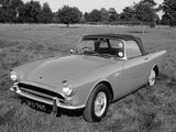 Sunbeam Alpine (Series II) 1960–63 images