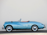 Sunbeam Alpine Sport Roadster (MkI) 1953–55 wallpapers
