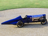 Pictures of Sunbeam Bluebird Land Speed Record Car 1925
