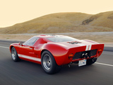 Superformance GT40 (MkI) 2007 wallpapers