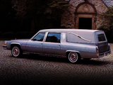 Cadillac Sovereign Landaulet by Superior 1980 pictures