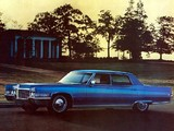 Cadillac Fleetwood wallpapers