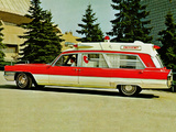 Photos of Cadillac Rescuer Ambulance by Superior (69890Z) 1965