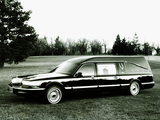 Photos of Lincoln Diplomat Landaulet Funeral Car by Superior 1995–97
