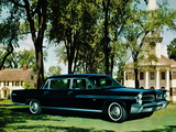 Pontiac Bonneville Limousine by Superior 1963 photos