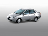Photos of Suzuki Aerio Sedan 2002–04