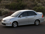 Photos of Suzuki Aerio Sedan 2004–07