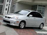 Suzuki Aerio Sedan 2004–07 images