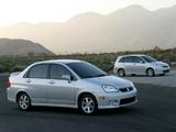 Suzuki Aerio pictures