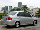 Suzuki Aerio Sedan 2004–07 wallpapers