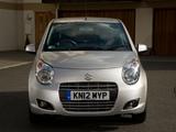 Images of Suzuki Alto UK-spec 2008–14