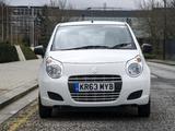 Images of Suzuki Alto SZ UK-spec 2008–2014