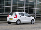 Pictures of Suzuki Alto SZ UK-spec 2008–2014