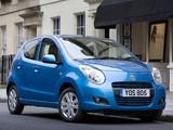 Pictures of Suzuki Alto UK-spec 2008–14