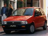 Suzuki Alto 3-door 1994–98 wallpapers