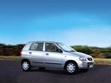Suzuki Alto 5-door 1998–2004 photos