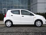 Suzuki Alto SZ UK-spec 2008–2014 images