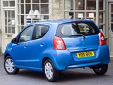 Suzuki Alto UK-spec 2008–14 images