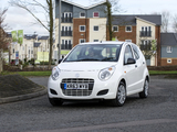 Suzuki Alto SZ UK-spec 2008–2014 photos