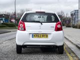 Suzuki Alto SZ UK-spec 2008–2014 pictures