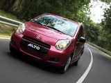 Suzuki Alto 2008–14 wallpapers