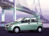 Suzuki Alto 5-door 1998–2004 wallpapers
